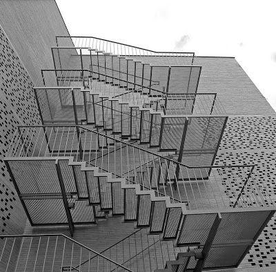 Mi Moleskine Arquitectónico: PETER ZUMTHOR: MUSEO KOLUMBA, COLONIA