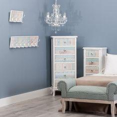 Chifonier de estilo vintage colecci n miranda muebles for Mamut muebles