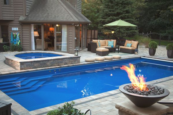 Rectangle Style Pools Design Ideas By Pools4ever Contact
