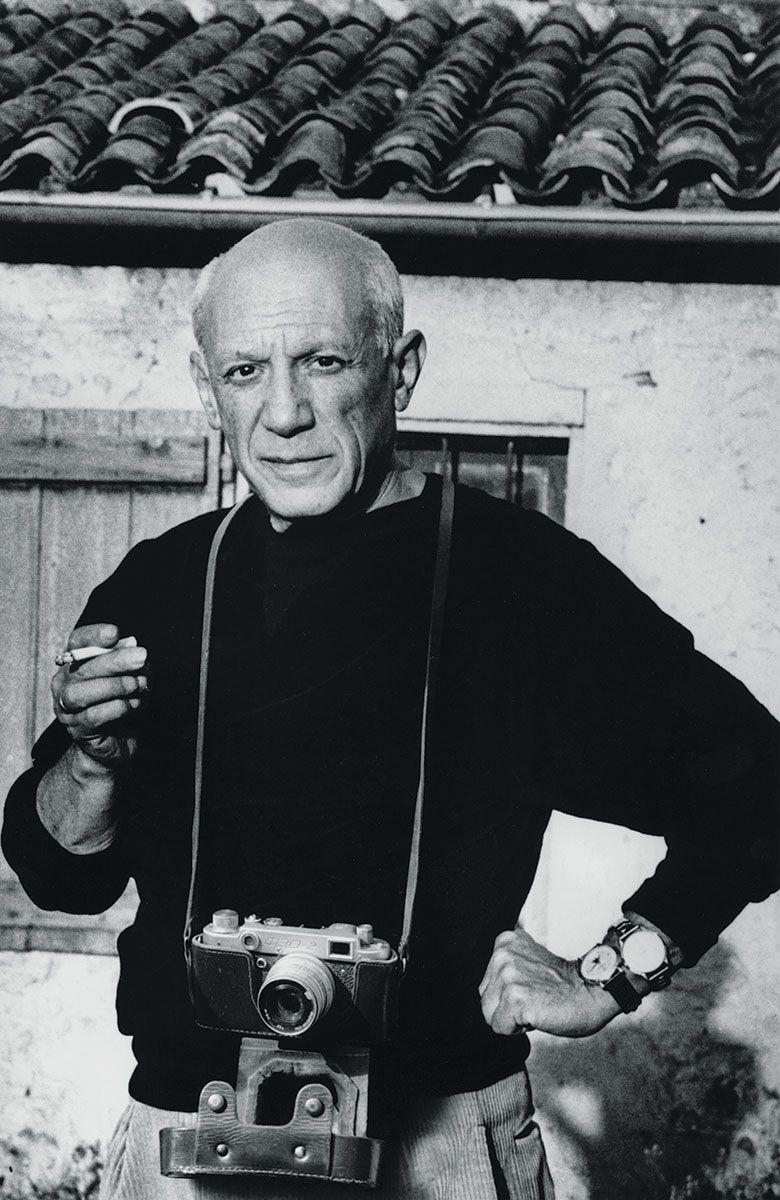 Photo of 180 Jahre Fotografie. Die Fotografie war auch immer Begleiterin der großen Künstler. Pablo Picasso — FOTOCULT MAGAZIN
