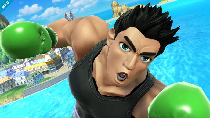 Super Smash Bros. for Nintendo 3DS / Wii U: Little Mac (Wii U 3)