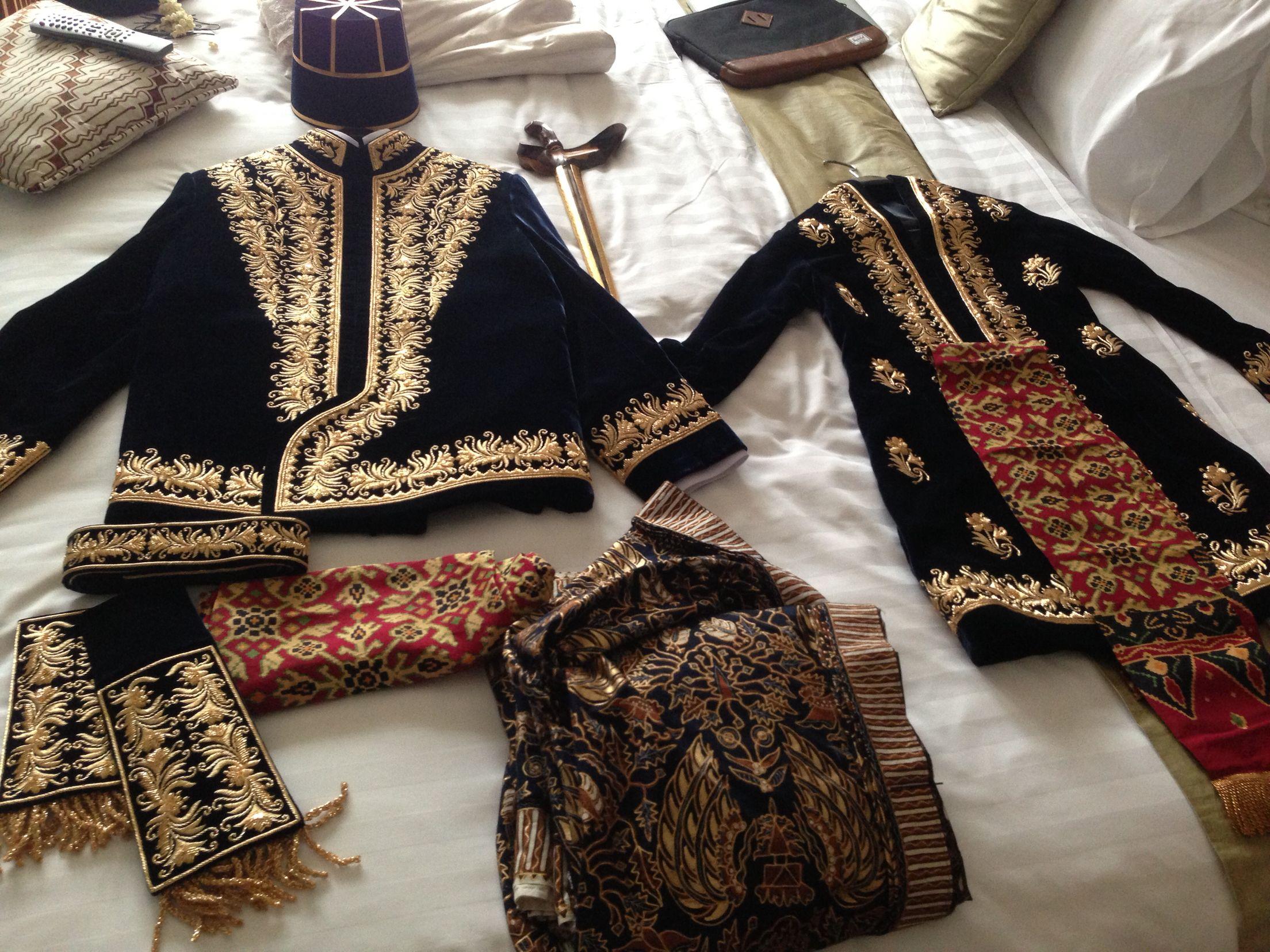 Busana Pengantin Jogjakarta Kanigaran..  Gaya pengantin, Gambar