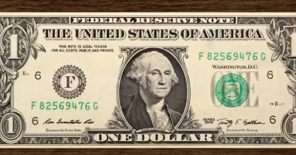 Printable Your Pic One Dollar Printable Play Money Bills Printable One Dollar Bill