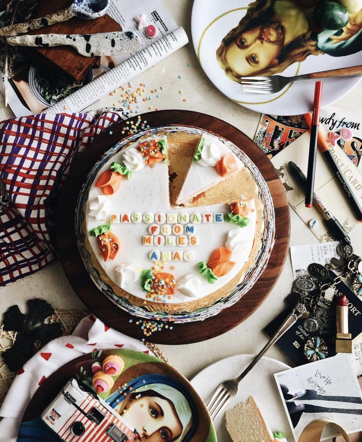 Drakeoncake drake cake food love cake
