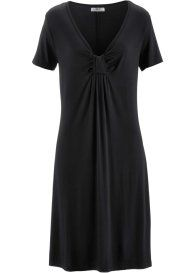 Shirt-Kleid, bpc bonprix collection, schwarz   house   Pinterest 62f5b4dc89