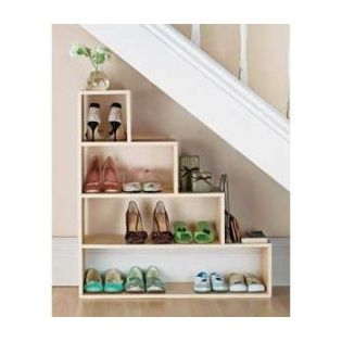 Under Stairs Shelving Unit Vibrant Inspiration 8 Creative Uses For The  Space Under