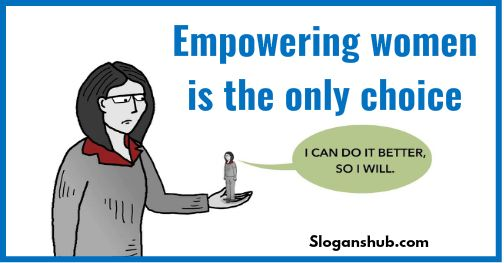 30 Great Women Empowerment Slogans Slogans Hub March Posters In