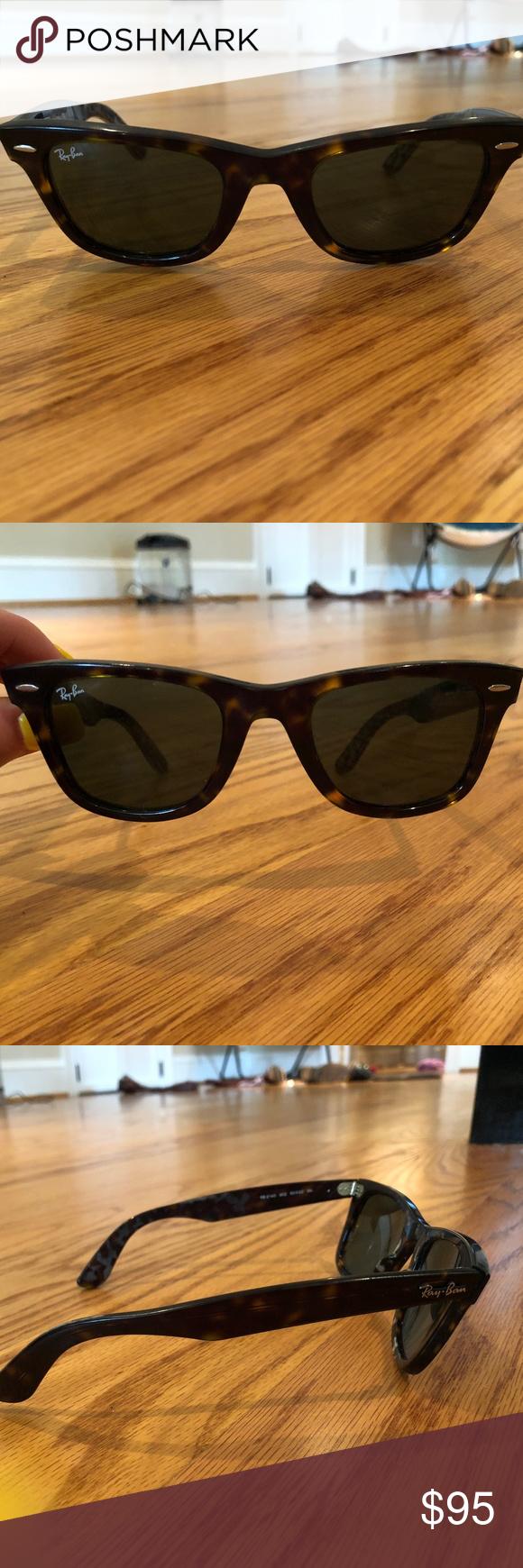 8560c5a3f5 Lenses  Green Classic G-15. Model Code  Model code  RB2140 902 50-22 in  perfect shape Ray-Ban Accessories Sunglasses. ORIGINAL WAYFARER ...