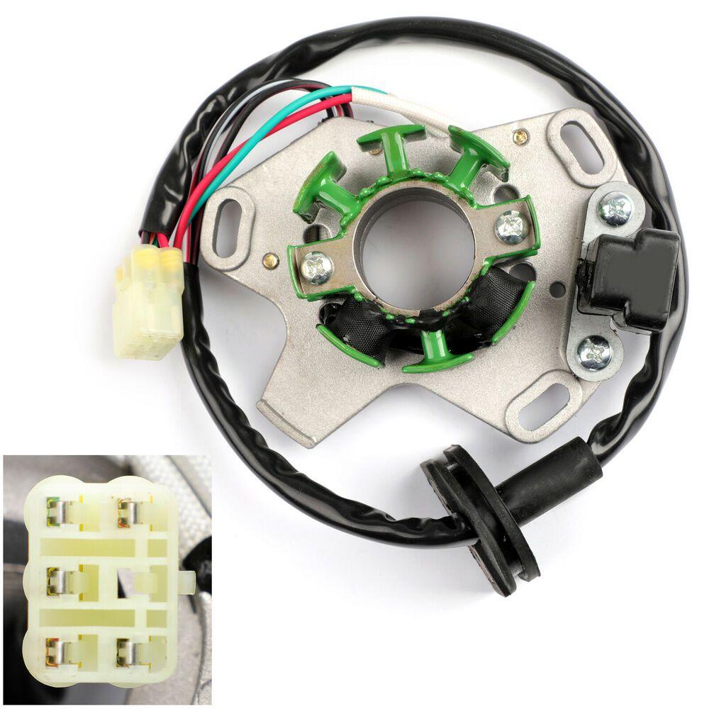 Advertisement eBay) Magneto Generator Stator For Suzuki