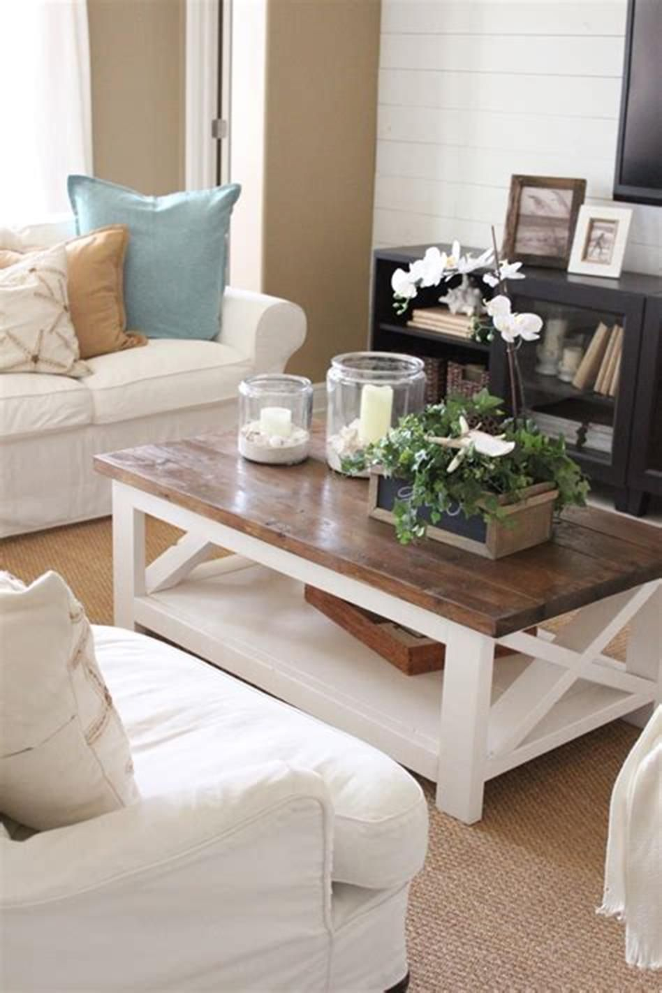 43 Best Living Room Table Decorations Centerpieces Ideas 39 Center Table Living Room Living Room Center Center Table Decor
