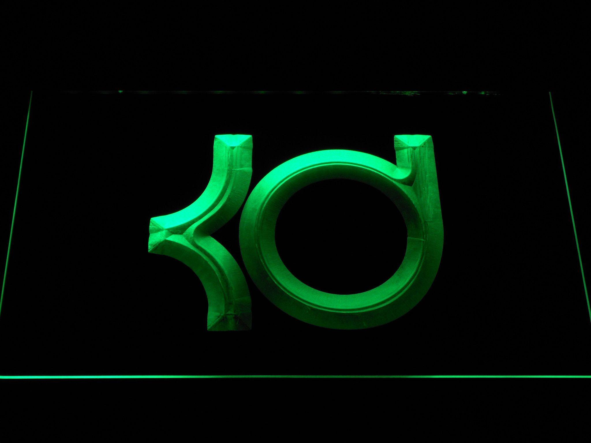 Golden State Warriors Kevin Durant Logo Led Neon Sign Neon Signs Led Neon Signs Sign Lighting