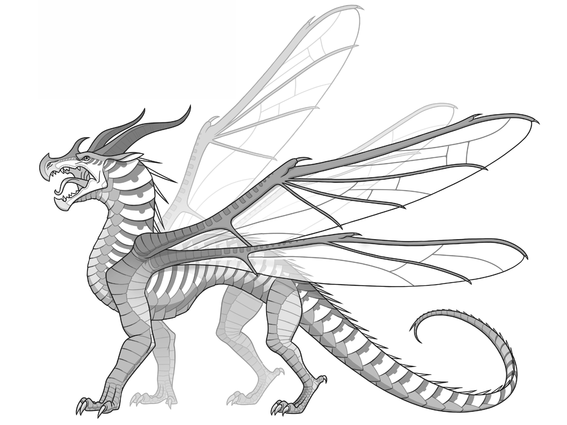 Wings Of Fire Color Edits Complete Hivewing Line Art For Anyfandomhere Wings Of Fire Wings Of Fire Dragons Fire Dragon