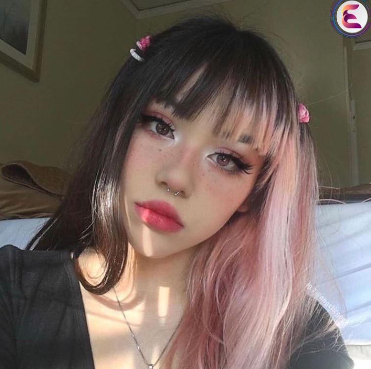 35 Best Cute Hairstyles For Girls Nov Fashion 2019 Short Dyed Hair Grunge Hair Aesthetic Hair