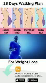 How Much Walking You Really Need To Lose Weight Install