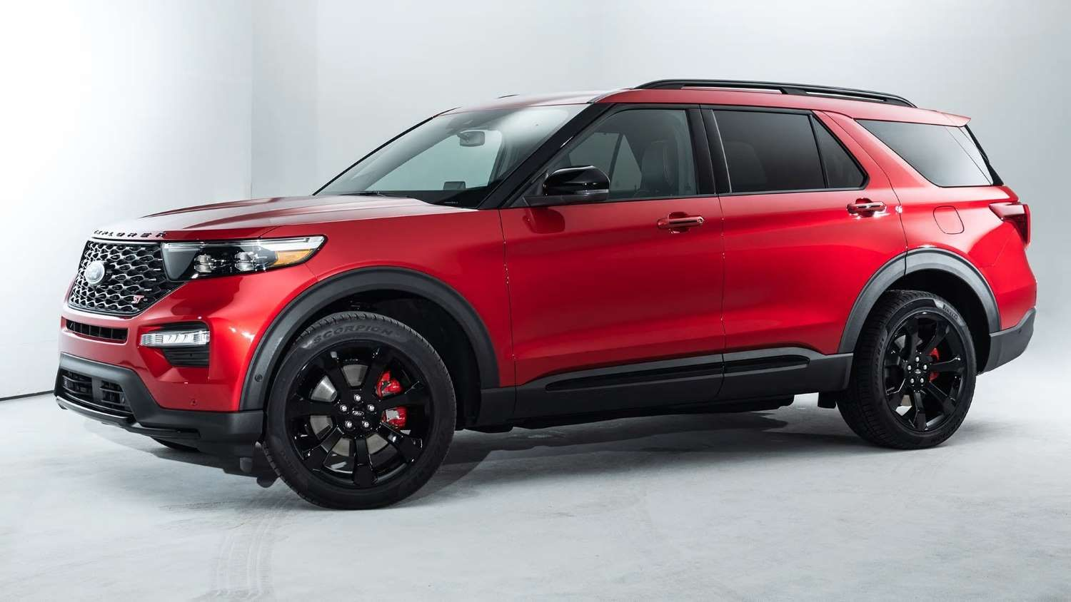 2020 Ford Explorer St And Hybrid Details On The New Variants