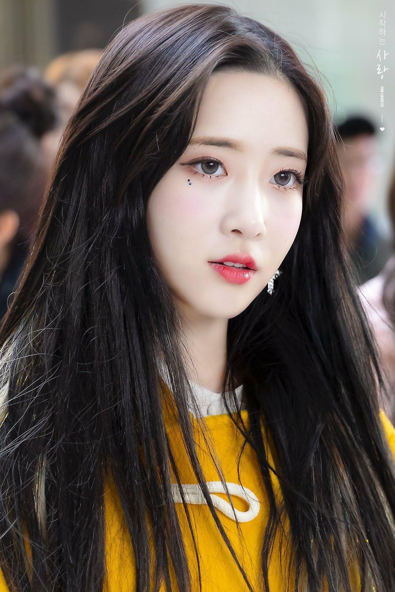 Lovelyz Jiae Selebritas Wanita Kecantikan