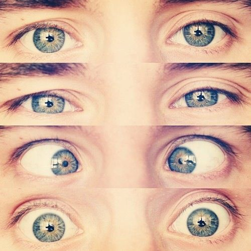 """Connor, your eyes <3 I remember when he was asked what color his eyes were he responded """"Green with yellow suns..teehee!"""""""