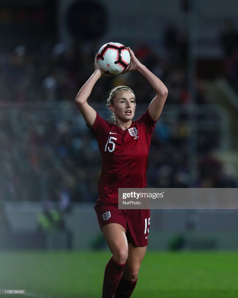 News Photo Leah Williamson Of England Women During The In 2020 Fifa Women S World Cup Womens Football Womens Soccer