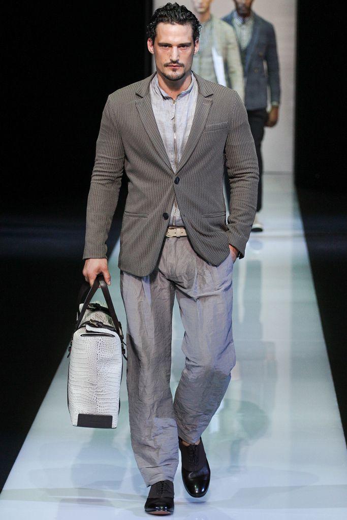 Giorgio Armani, Look #12