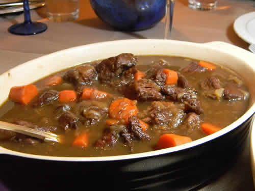 boeuf bourguignon moutarde cookeo - un plat classique et délicieux. - -