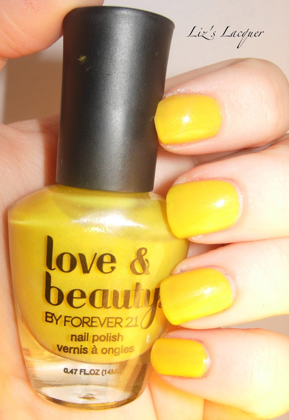 Love & Beauty yellow   esmaltes   Pinterest   Nail polish collection