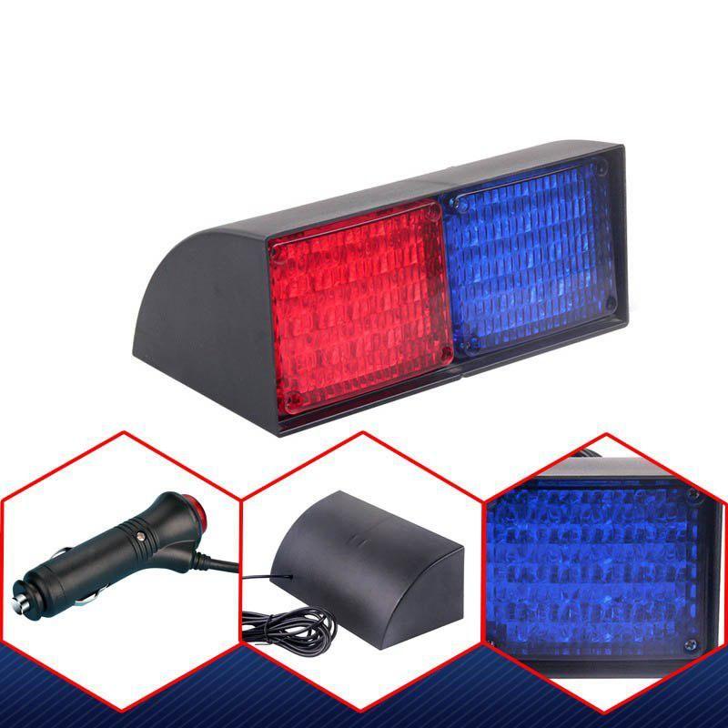 High Power LED Car Strobe Warning Light Daytime Running Lights for