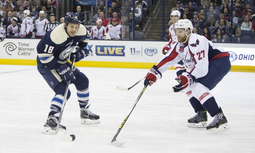 The Heart and Soul of David Clarkson: Part Two - TSS  Columbus, OH – The competitive spirit within Blue Jackets forward David Clarkson is strong. Away from the spotlight that surrounds Toronto Maple Leafs hockey, he's relieved to no longer be under the intense glare of frenzied media coverage.....