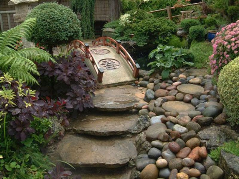 55 Inspiring Pathway Ideas For A Beautiful Home Garden Japanese