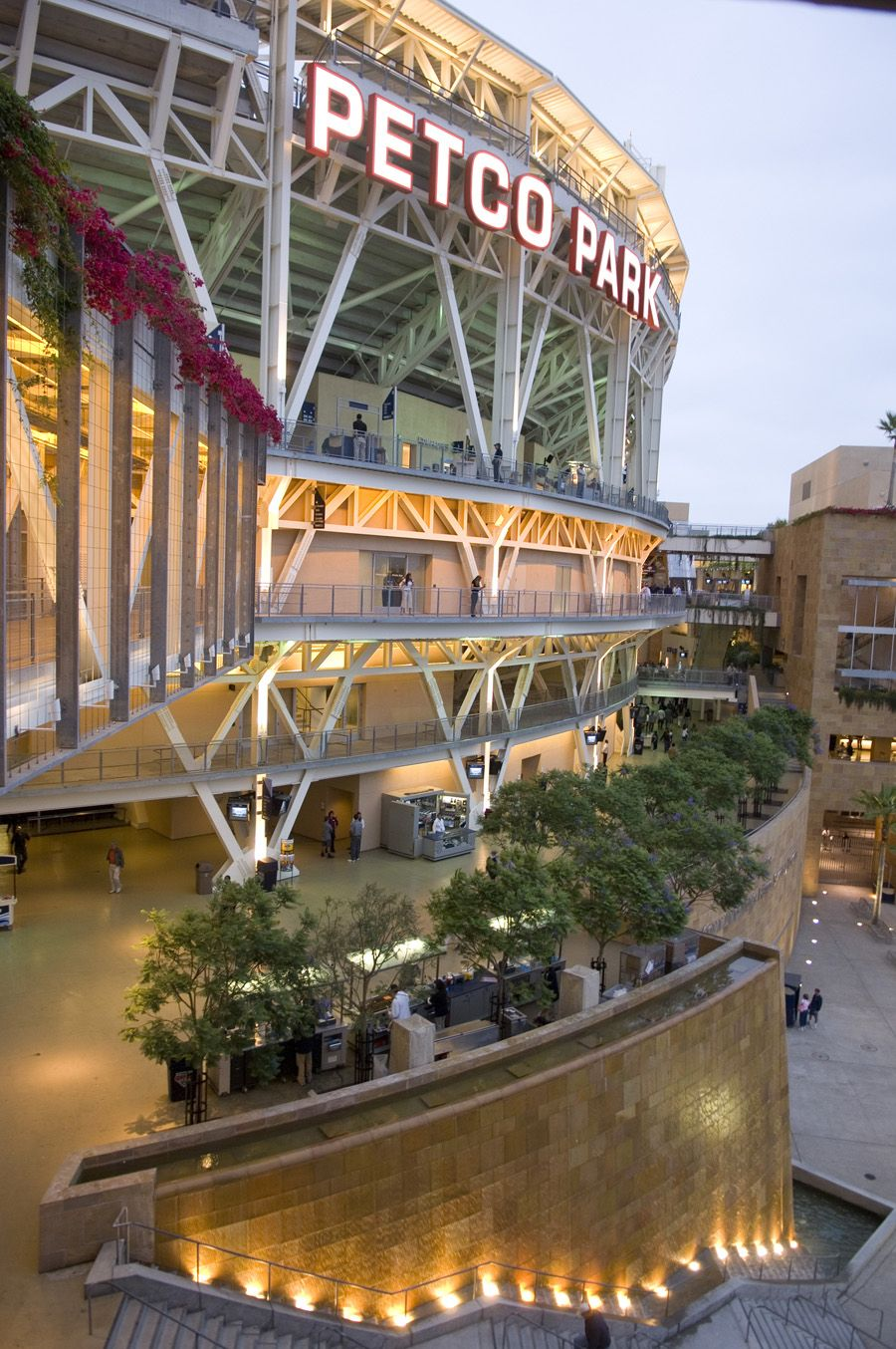 Pin By Dany Mesa On Sports Around The Globe Petco Park San Diego Padres San Diego Travel