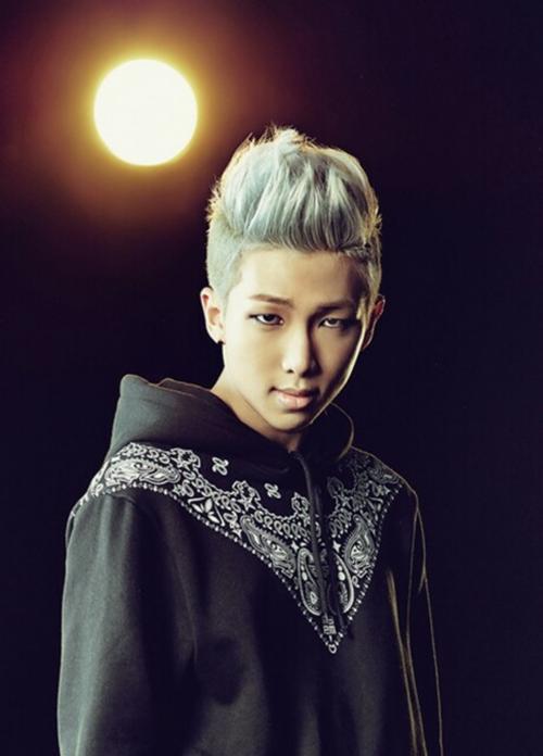 Bts No More Dream Japanese Ver Rap Monster Bts Rap Monster