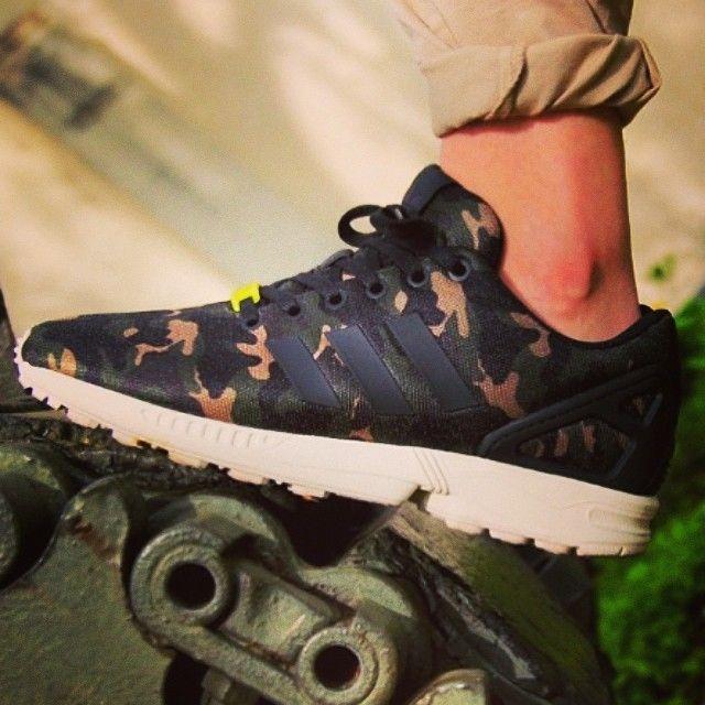 Flux Camo Kicks adidas ZX Pinterest Zapatillas Tenis y Hwtt5qE4x