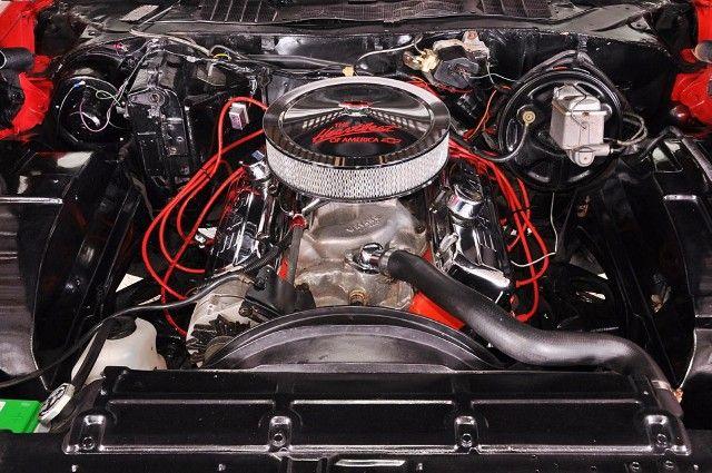 1973 Chevy El Camino 454 Engine Volo Auto Museum Volo Il Www