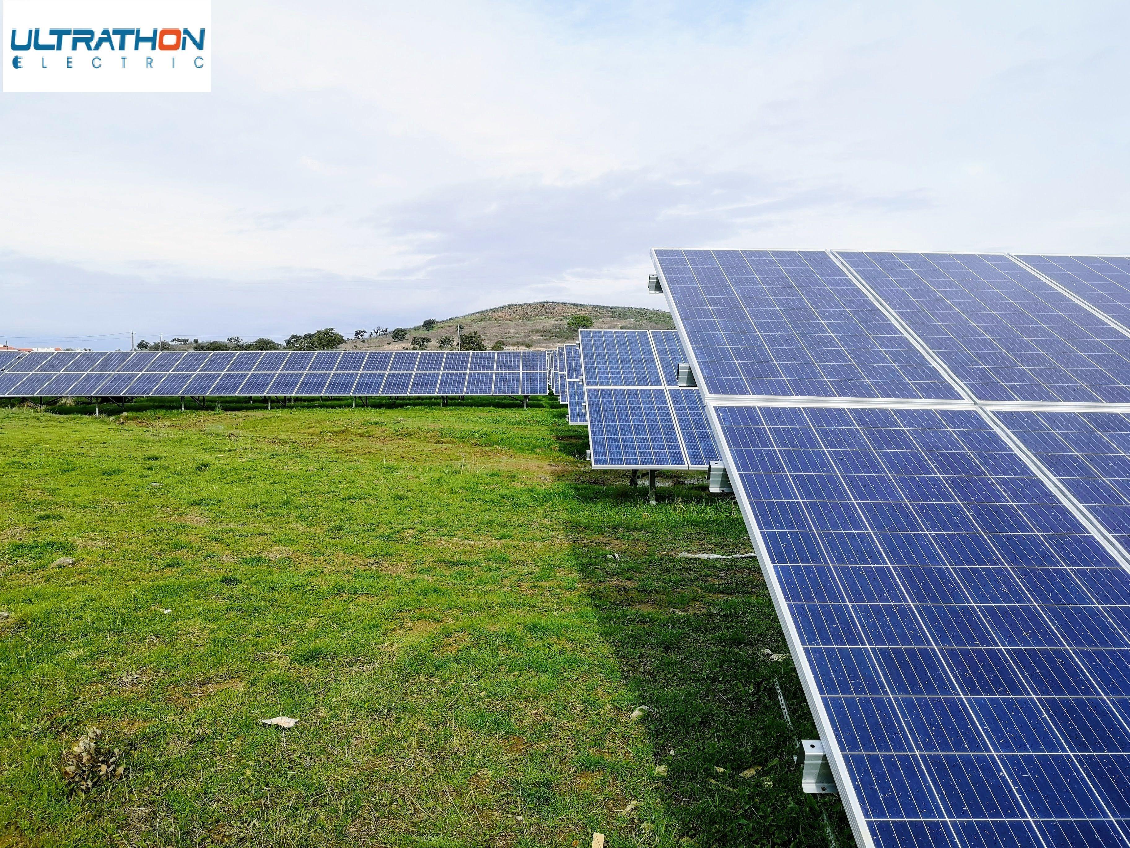 Pin By Ultrathon Electric On Solar Plant Installation Company Solar Solar Panels Advantages Of Solar Energy