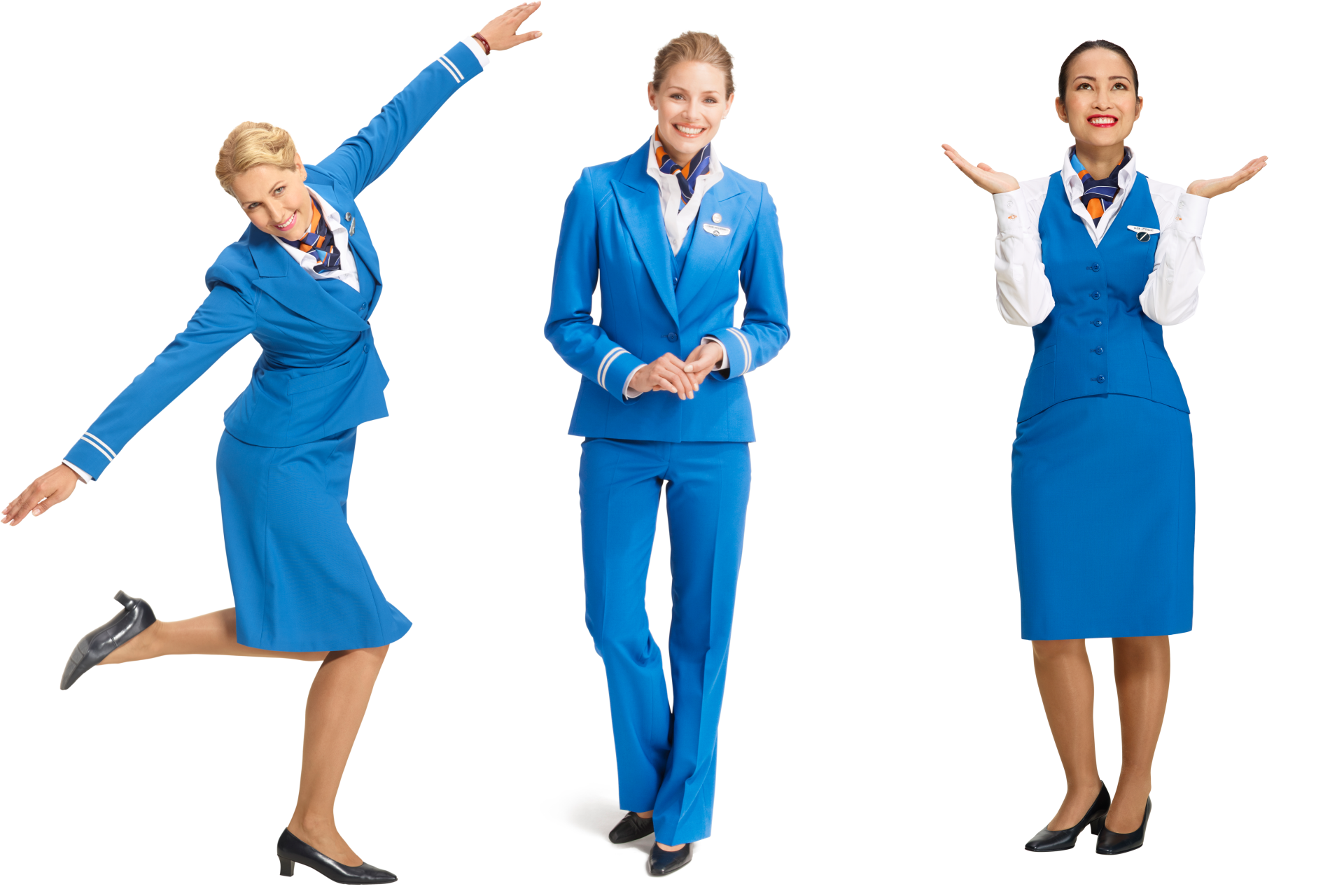 For the first time in KLM uniform history, you can get a