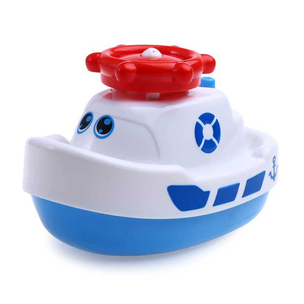 HOT Safe Baby Rotary Automatic Electric Sprinkler Steamboat Water ...