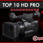 Top10 Best Professional Video Camera Pro Camcorders Plastic