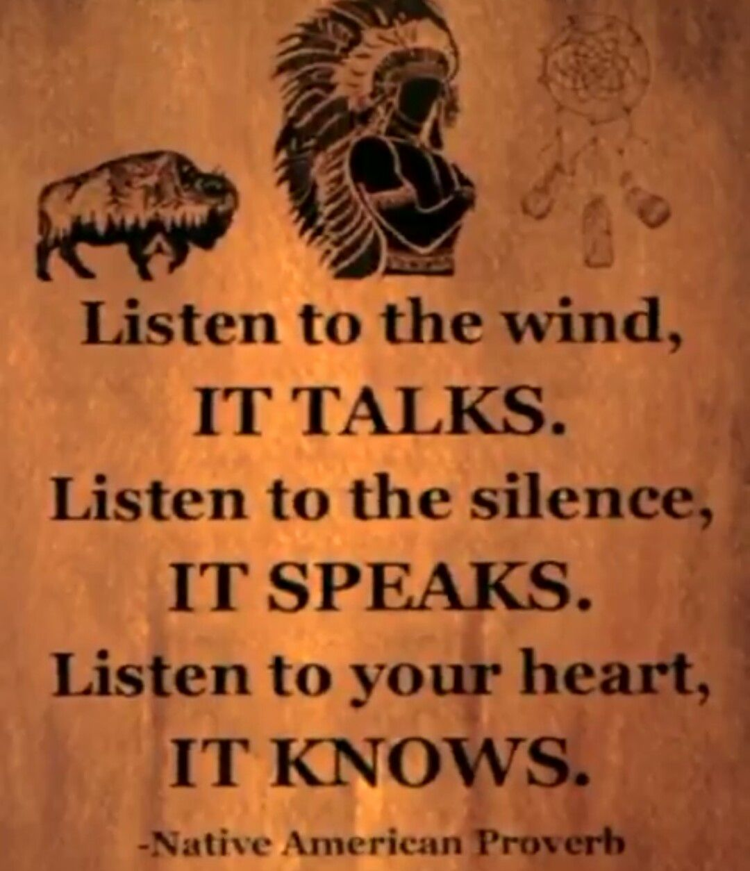 Native American Quotes Success