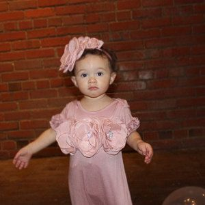 Photo of Pink Knitted Baby Girl  Wrap Sweater Infant Baby Girl Sweater