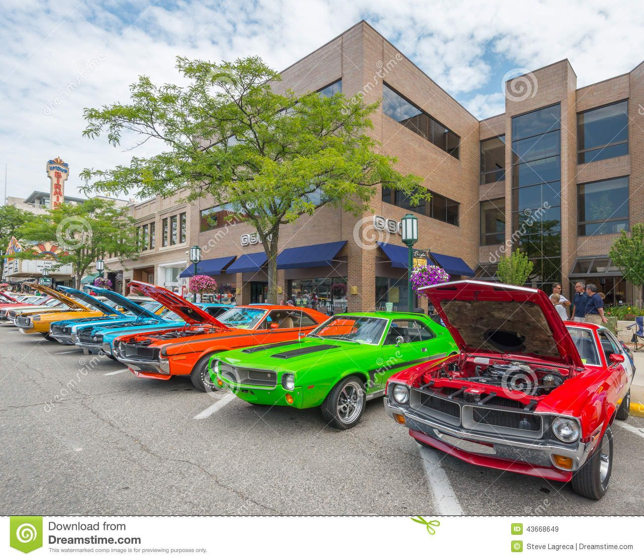 woodward dream cruise michigan   Lucky Autobody is a full service ...