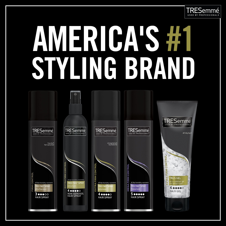 Tresemme Hair Gel Extra Hold 9 Oz Gel Hair Tresemm Hair Gel Hair Control Tresemme Shampoo