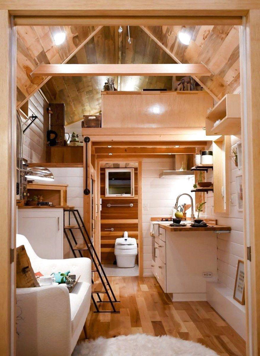48 Best Tiny House Design Ideas Tinyhouse In 2020 Tiny House