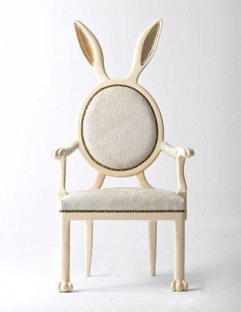 HYBRID: stunning Zoomorphic Chairs by Merve Kahraman