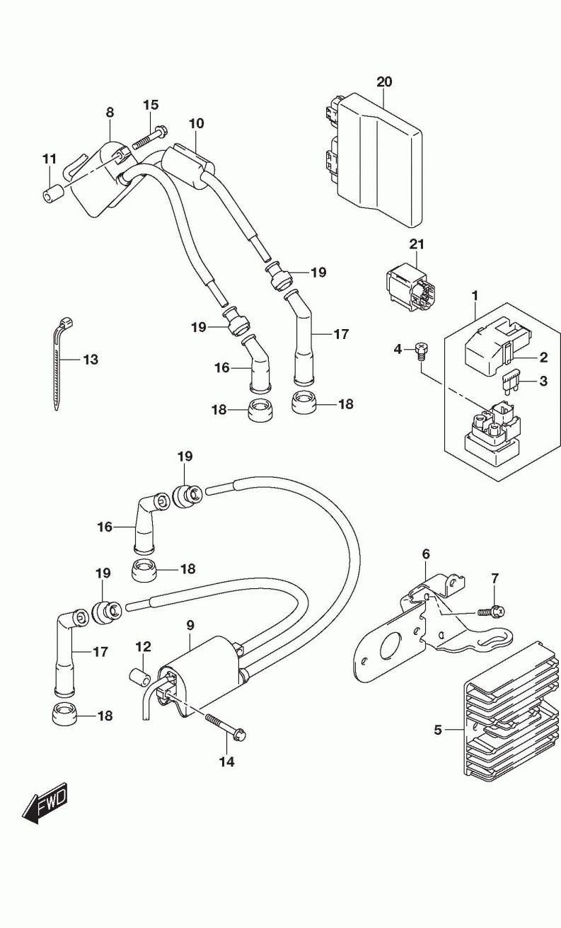 [DIAGRAM] 2008 Suzuki Boulevard C90 Wiring Diagram FULL