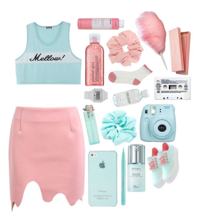 """""""#3"""" by pxwer-and-cxntrxl ❤ liked on Polyvore featuring Avon, Korres, Stila, Christian Dior, Fujifilm, adidas and Lord & Berry"""