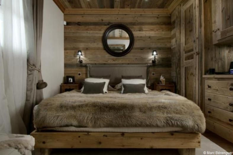 Chalet Grand Dame Courchevel 1850. Ok, irrelevant to my room but ...