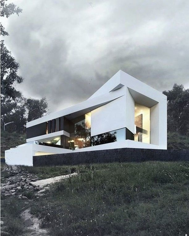 Amazing residence designed by creato architects una for Archi in casa moderna