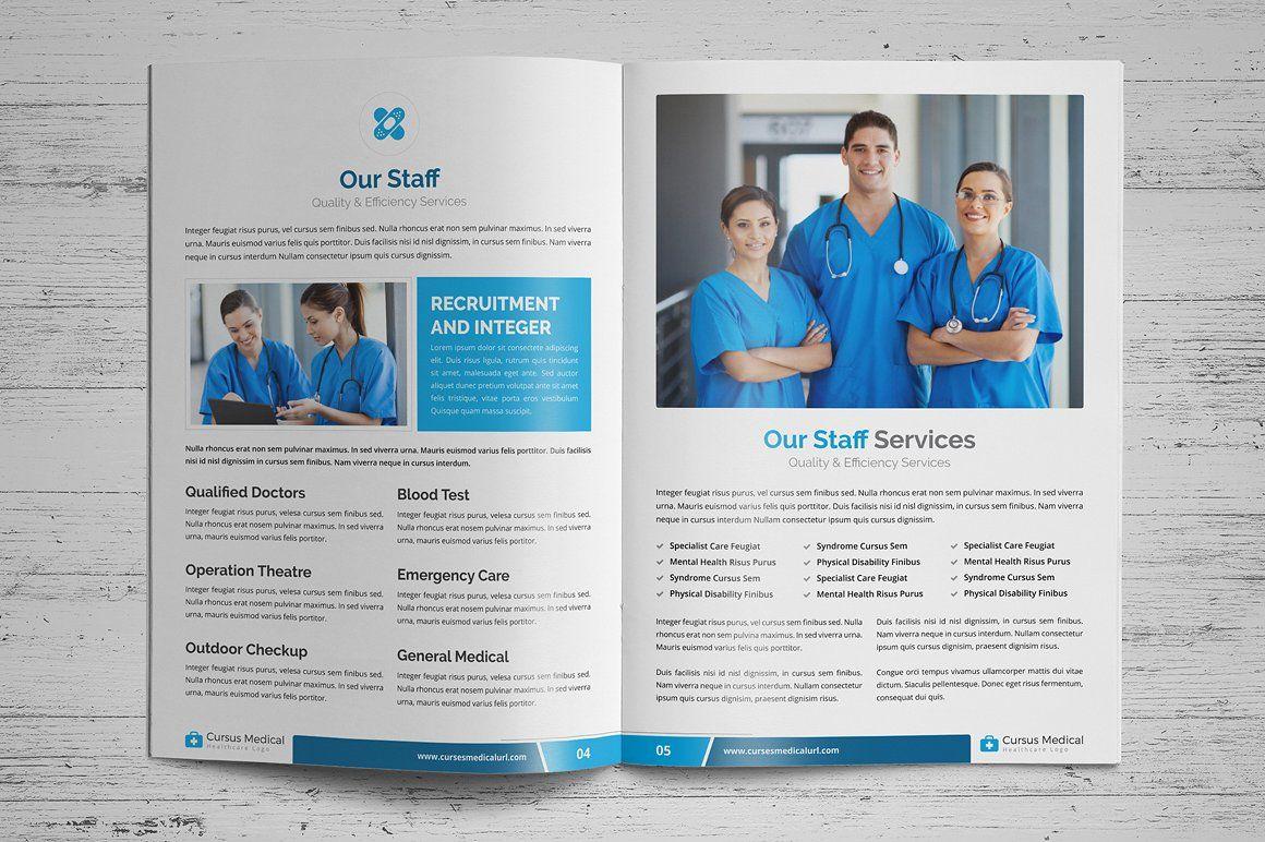 Medical HealthCare Brochure v4 Emergency care, Health