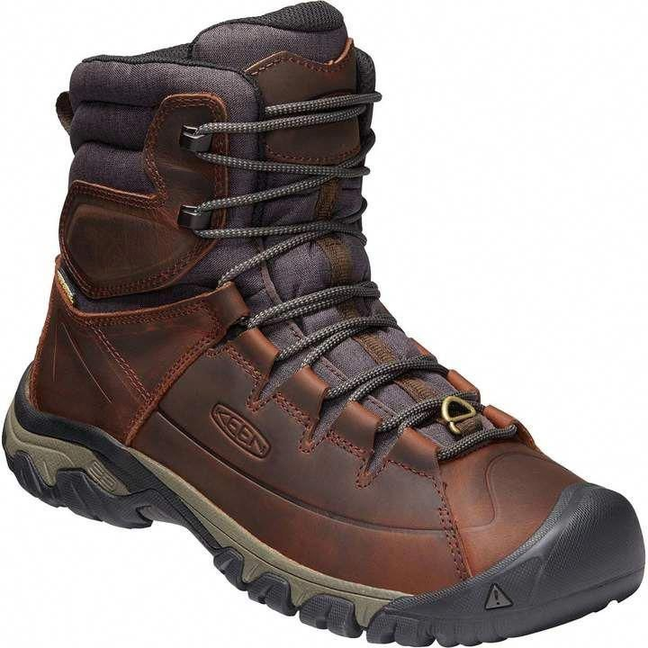 Keen Targhee Lace Boot High Waterproof Boot Men S Summerhikingboots Mens Winter Boots Mens Leather Boots Best Hiking Boots