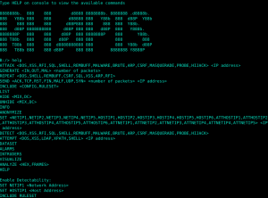 RHAPIS is an Network Intrusion Detection Systems Simulator, it can