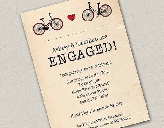 Engagement Invitation Wording    wwwpartyinvitationwording - engagement invitation words